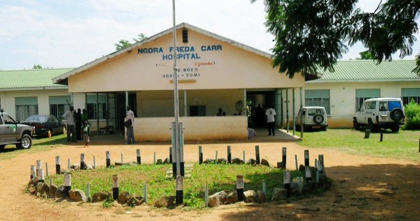 Ngora Freda Carr Hospital in Ngora, Uganda